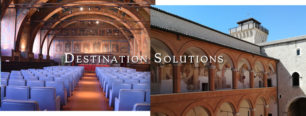 destination solution umbria